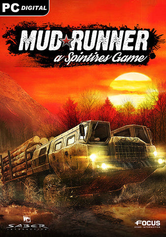Spintires: MudRunner | Pre-Order | PC Game | Steam Key
