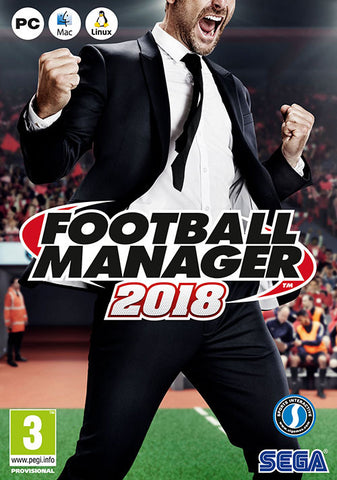 Football Manager 2018 | Pre-Order | PC Game | Steam Key