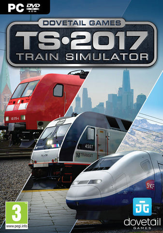 Train Simulator 2017 | PC Game | Steam Key