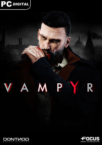 Vampyr | Pre-Order | PC Game | Steam Key
