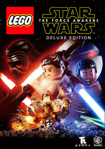 LEGO The Force Awakens Deluxe Edition | PC Game | Steam Key