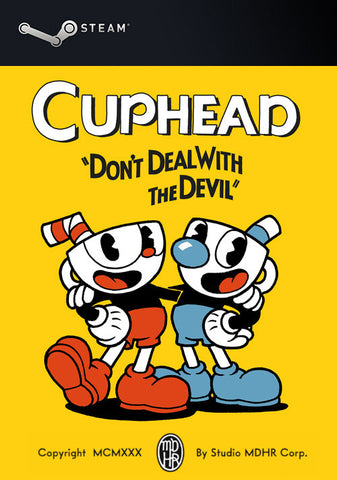 Cuphead | PC Game | Steam Key