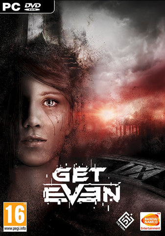 Get Even | PC Game | Steam Key