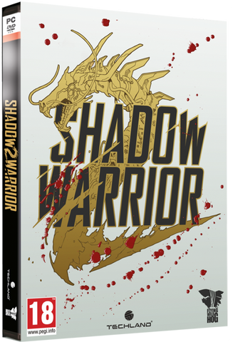 Shadow Warrior 2 | PC Game | Steam Key