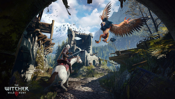 The Witcher 3 Wild Hunt GOTY | PC Game | Steam Key | Screenshots 5