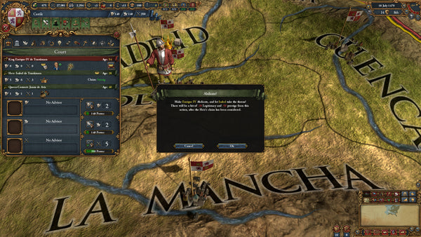 Europa Universalis IV Rights of Man | PC Game | Steam Key | Screenshot 1