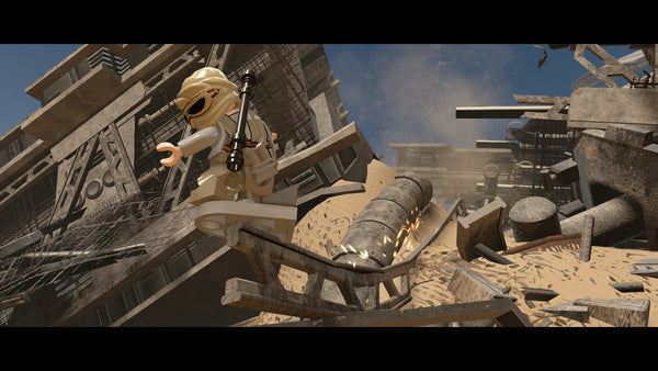 LEGO Star Wars The Force Awakens | PC Game | Steam Key | Screenshot 1