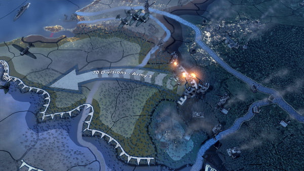Hearts of Iron 4 IV (Uncut) | PC Game | Steam Key | Screenshot 5