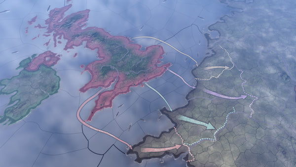 Hearts of Iron 4 IV (Uncut) | PC Game | Steam Key | Screenshot 1