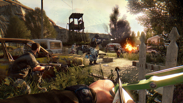 Dying Light The Following Enhanced Edition | PC Game | Steam | Screenshot 4