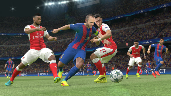 Pro Evolution Soccer 2017 | PC Game | Steam Key | Screenshot 4