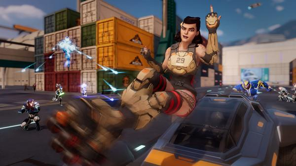 Agents of Mayhem Screenshot 4 | 15 Digits | Steam Key