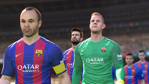 Pro Evolution Soccer 2017 | PC Game | Steam Key | Screenshot 5