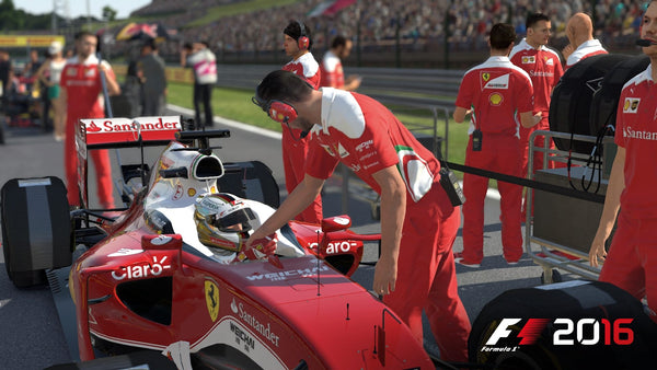 F1 2016 Ltd Ed | PC Game | Steam Key | Screenshot 1