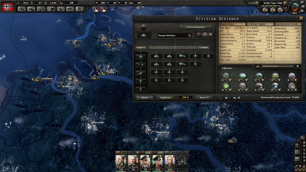 Hearts of Iron 4 IV (Uncut) | PC Game | Steam Key | Screenshot 4