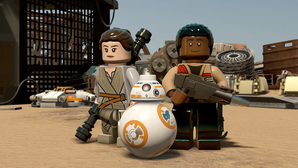 LEGO Star Wars The Force Awakens | PC Game | Steam Key | Screenshot 4