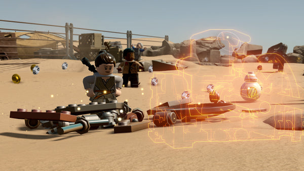 LEGO Star Wars The Force Awakens | PC Game | Steam Key | Screenshot 3