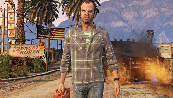 Buy Gta 5 Key, Grand Theft Auto 5 Pc Game | 15Digits - www.15digits.co.uk