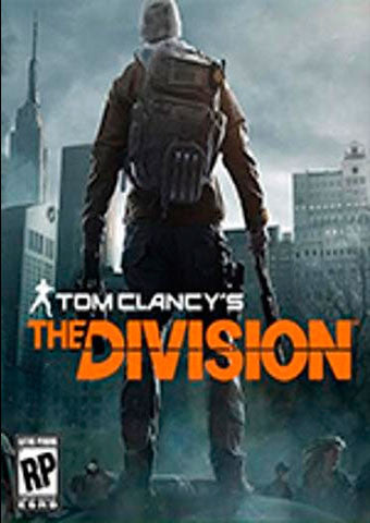 Tom Clancy's The Division | PC Game | Steam Key