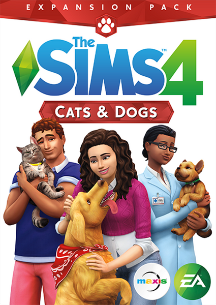 The Sims 4 Cats & Dogs - Download