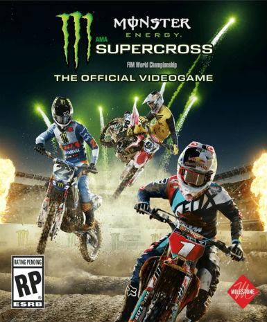 Monster Energy Supercross | PC Game | Steam Key