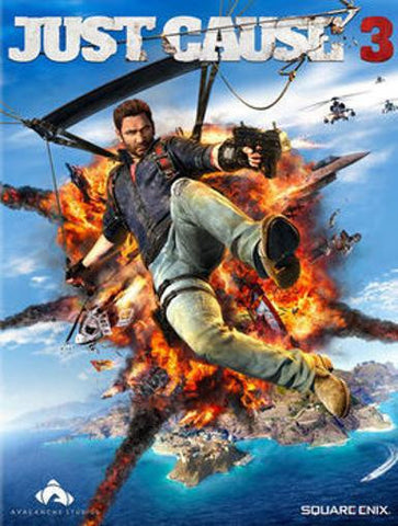 Just Cause 3 PC Game & Steam Key