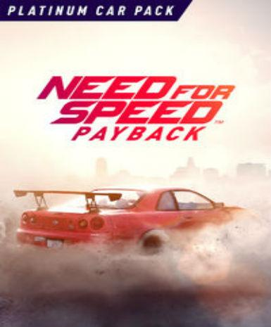 Need for Speed: Payback Platinum Car Pack | PC DLC | Origin Key