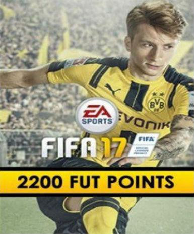 FIFA 17 | 2200 FUT Points - www.15digits.co.uk