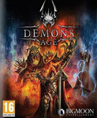 Pre-Order Demons Age | PC Game | Steam Key - www.15digits.co.uk