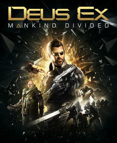 Deus Ex: Mankind Divided & Steam Key