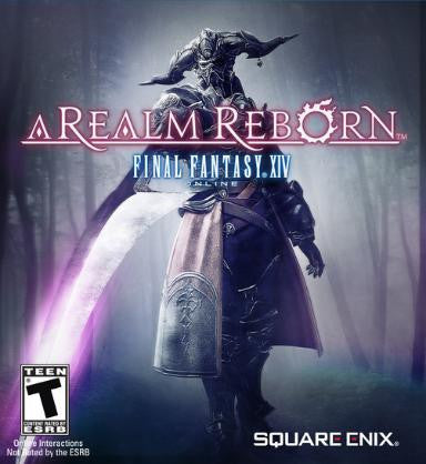 Final Fantasy XIV A Realm Reborn | PC Game | Activation Key