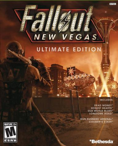 Fallout New Vegas (Ultimate Edition) | PC Game | Steam Key