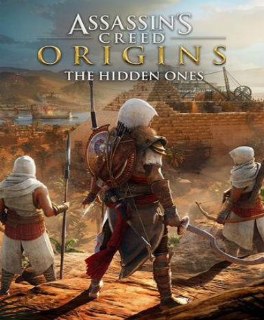 Assassin's Creed Origins - The Hidden Ones | PC DLC | Uplay Key
