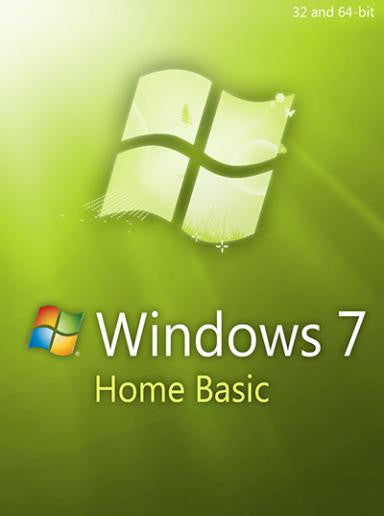 Windows 7 Home Basic | Operating System | Activation Key