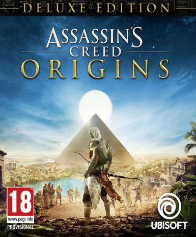 Assassin's Creed Origins (Deluxe Edition) | PC Game | Uplay Key