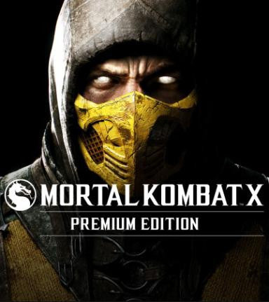 Mortal Kombat X (Premium Edition) | PC Game | Steam Key