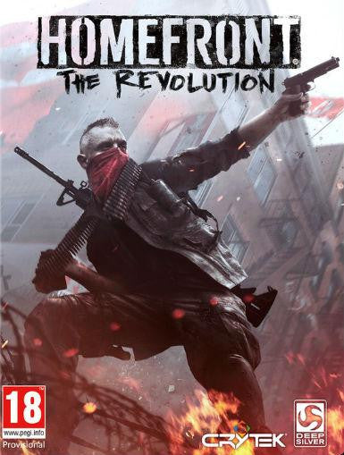 Homefront: The Revolution | PC Game | Steam Key
