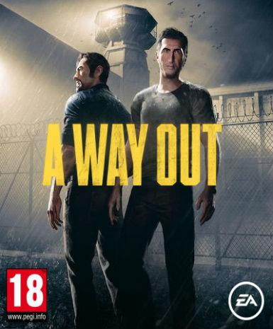 Pre-Order A Way Out | PC Game | Orgin Key