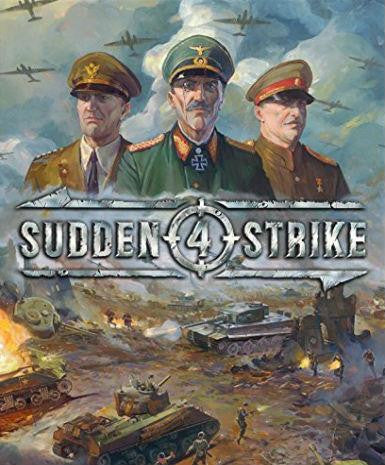 Sudden Strike 4 | PC Game | Steam Key - www.15digits.co.uk