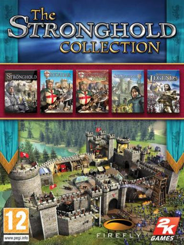 The Stronghold Collection | PC Game | Steam Key - www.15digits.co.uk