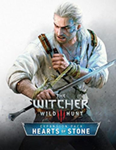 The Witcher 3 Hearts of Stone Steam Game Key