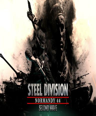 Steel Division: Normandy 44 - Second Wave | PC DLC | Steam Key