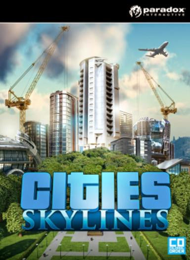 Cities: Skylines | PC Game | Steam Key - www.15digits.co.uk