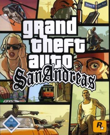 Grand Theft Auto: San Andreas | PC Game | Steam Key
