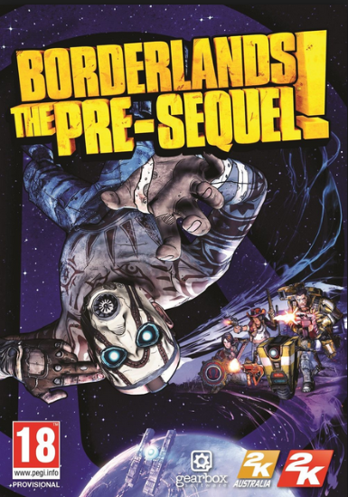 Borderlands: The Pre-Sequel | PC Game | Steam Key