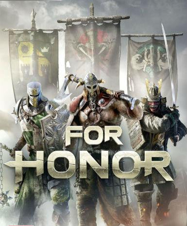 For Honor | PC Game | Uplay Key - www.15digits.co.uk