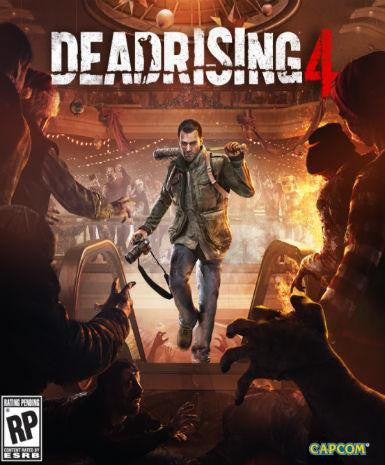 Dead Rising 4 | PC Game | Steam Key