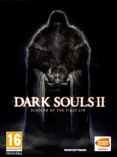 Dark Souls 2 Scholar of the First Sin | PC Game | Steam Key