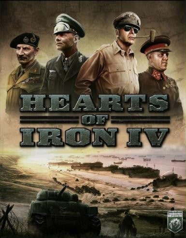 Hearts of Iron 4 IV (Uncut) | PC Game | Steam Key