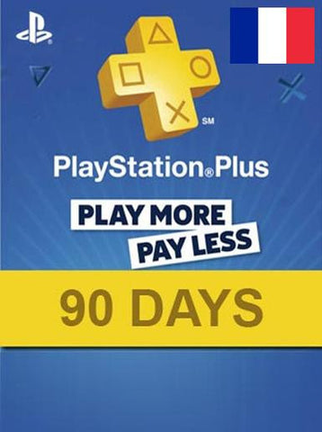 PlayStation Network | Subscriptions | 90 Days